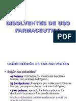 Disolventes - Clase 4 2013 (1)