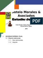Filiacion Matrimonial en El Derecho Civil Peruano