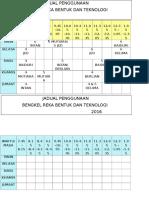 jadual bengkel 2017