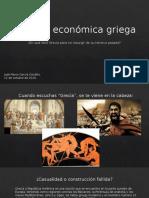 Crisis Económica Griega
