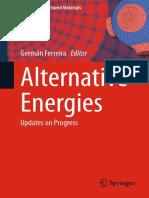 Alternative Energies Updates on Progress