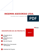 Presentacion Ingemin Ltda