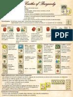 Guía Rápida de the Castles of Burgundy