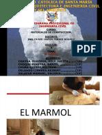 3.- MARMOL