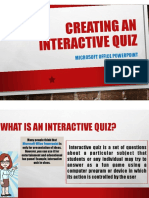 Flash Card - Interactive Quiz