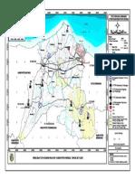 Peta RTRW Kabupaten Kendal Jawa Tengah