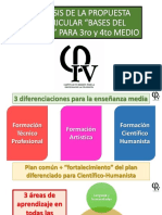Analisis Propuesta Curricular CapIV