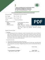 Pendampingan Penyusunan Dokumen Dan Pendampingan Implementasi Dokumen