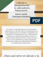 Cálculo e Interpretación - Aprendizaje 1