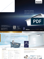 Panasonic AirConditioner Catalog