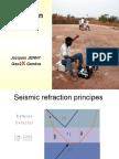 Refraction Seismic