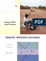 Refraction Seismic