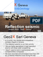 Geo2X Reflection Seismic
