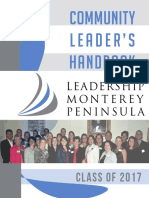 leadership monterey handbook