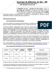 Edital Concurso Publico - Resumido Camara Ribeirão