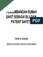 BLU Patient Safety Depkes