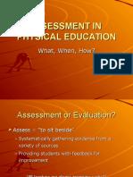Assessment Slide Show