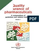 Quality Assurance pharma Vol 1