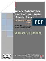 NATA 2017 Brochure