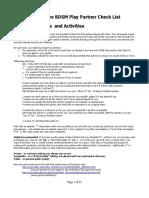 Original Copyright Bdsm Checklist