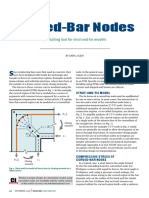 Curved Bar Nodes