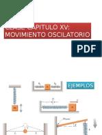 Clase Capitulo XV 2016 Movimiento Oscilatorio