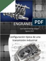 Inroducción a Los Engranes (Elementos de m{aquinas 2)