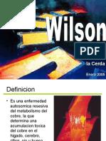 Ma Wilson