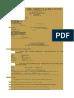 Sample Judicial Affidavit - Atty. Laserna