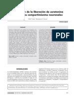 Regulación de la liberación de serotonina.pdf