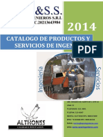 Catalogo de Productos General