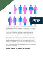 La Ideología de Género Se Basa en La Facultad Humana de La Libertad
