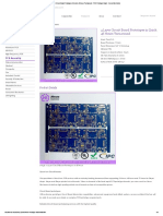 4 Layer Circuit Board Prototypes in Quick 48 Hours Turnaround - PCB Prototype Board - Heros Electronics