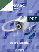 Wavevac - User's Manual