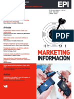 Marketing informacion