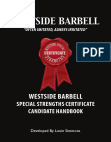 Westside Candidate Handbook
