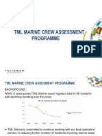 P5 TML Marine Crew Assessment (OSV) (Rev 2)