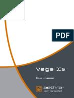 Aethra Vega X5 User Manual