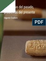 Bibliotecas del pasado, problemas del presente