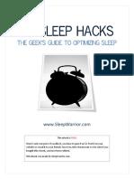 40 Sleep Hacks.pdf