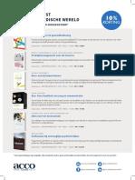 A4_Flyer Symposium Medische Wereld