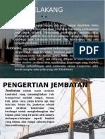 Perencanaan Struktur Jembatan Baja