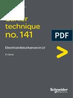 Electrical Disturbances in LV