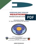 Proposal Pendirian Paket Keahlian Mekatronika Rev