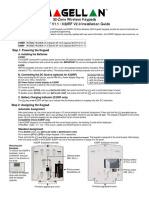K32xRF-EI02 (Paradox K37 32-Zone Wireless Fixed LCD Keypad)