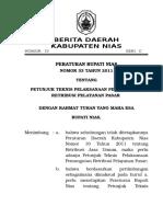Berita Daerah Ttg Ret. Pelayanan Pasar