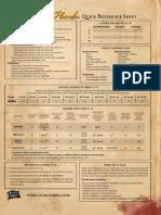 A4 Player Aid Sheet Print