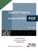 LTpowerCAD II Quick Start Guide