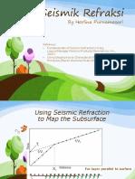 Seismik Refraksi Practice