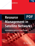 Resource Management in Satellite Networks